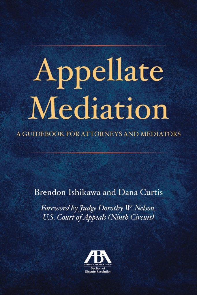 Appellate Mediation