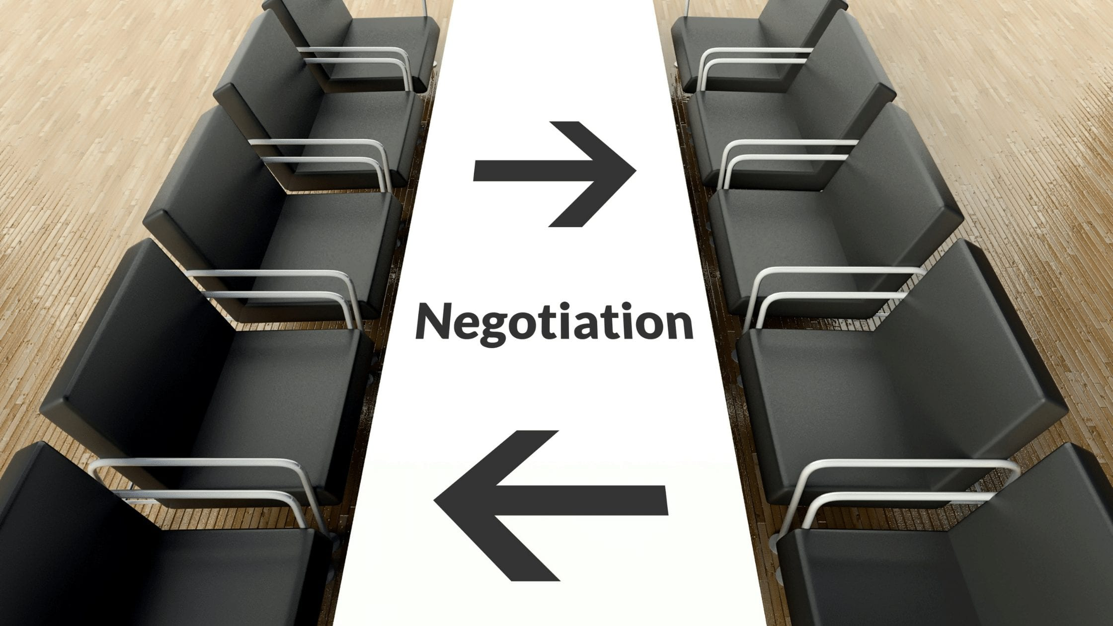 High-Stakes Negotiations