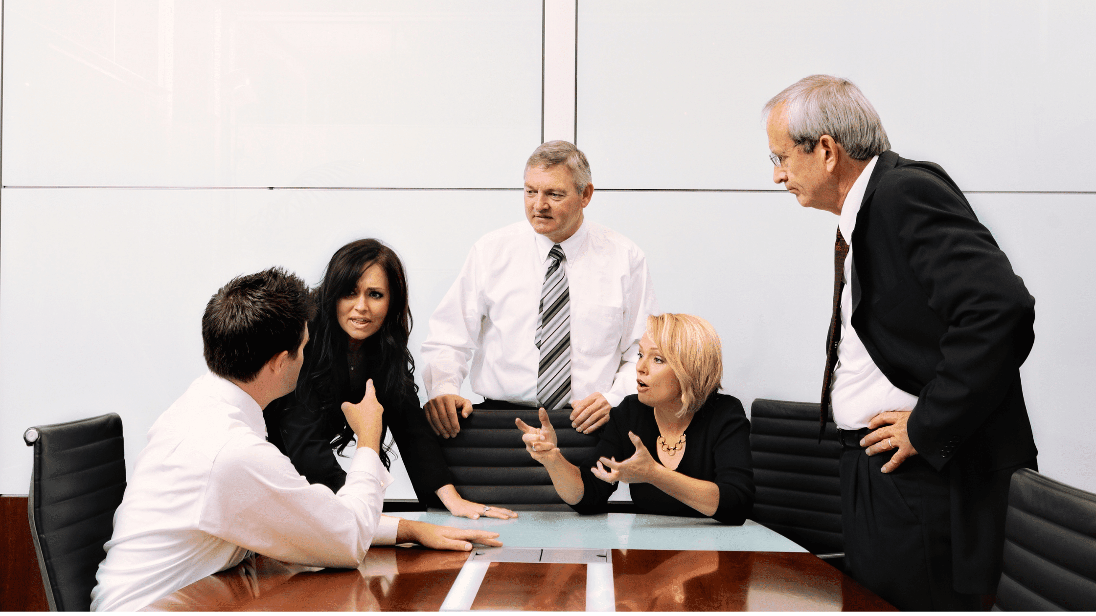 Detect Conflict at Work