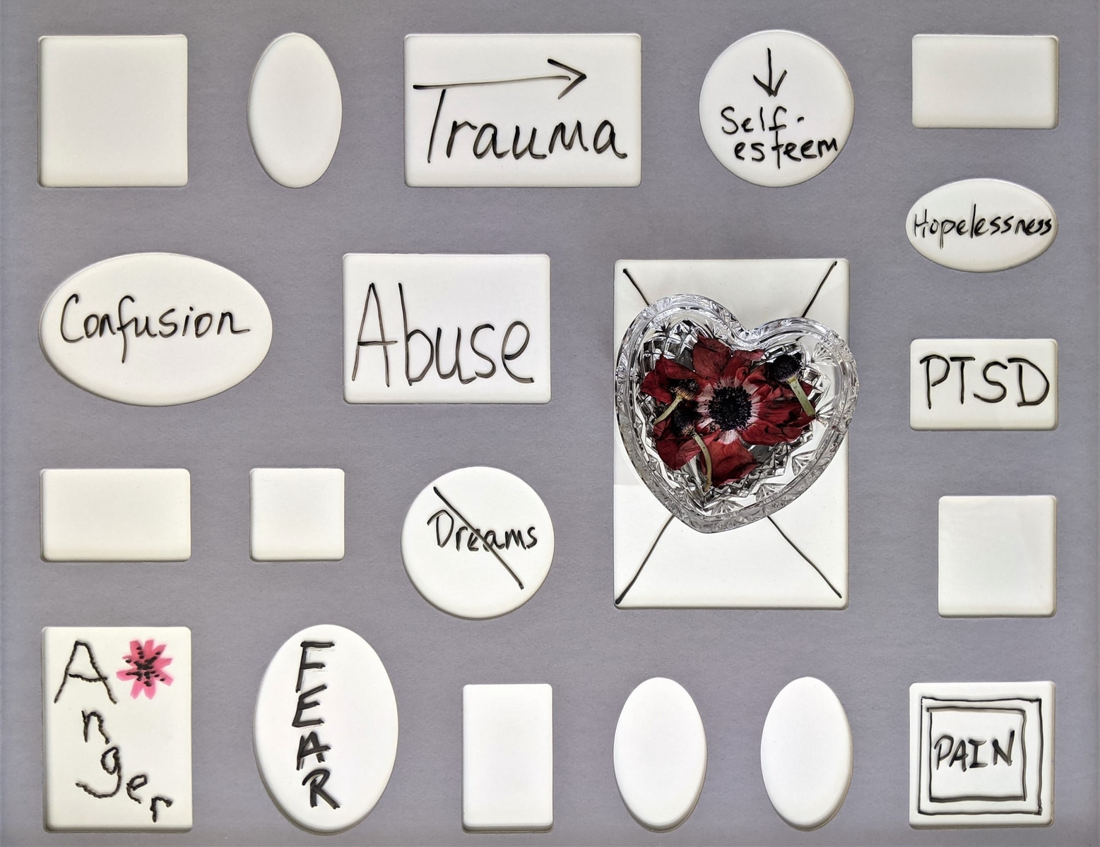 Trauma Victims: Overcoming Reluctance
